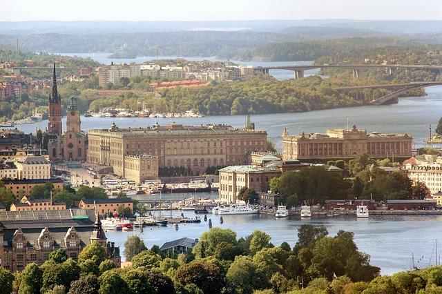"""Stockholm,"