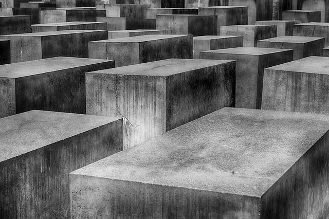 Das Berliner Holocaust Mahnmal