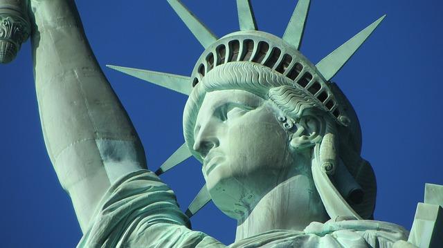 Miss Liberty - die Freiheitsstatue
