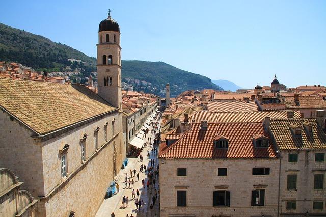 Games of Thrones Drehort in Dubrovnik