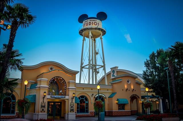 Disneyland Studios