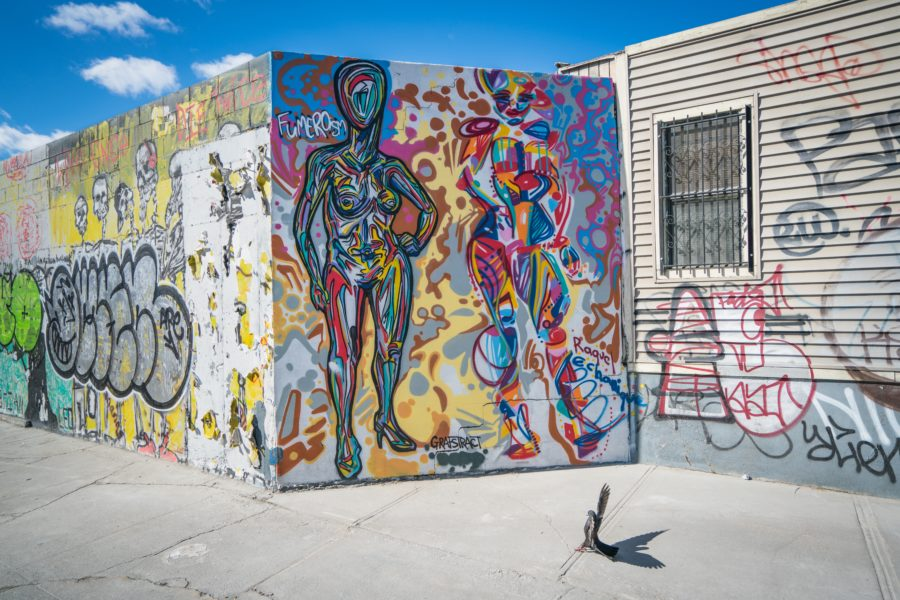 Bushwick, New York