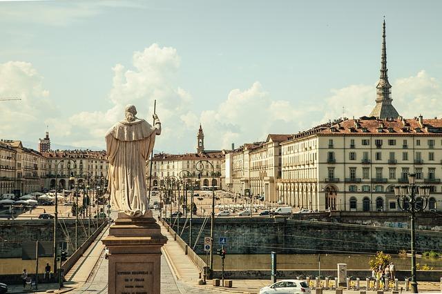 Piazza Vittorio, Torino
