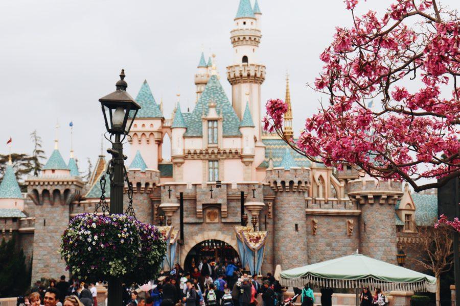 Das Märchenschloss, Disneyland Paris