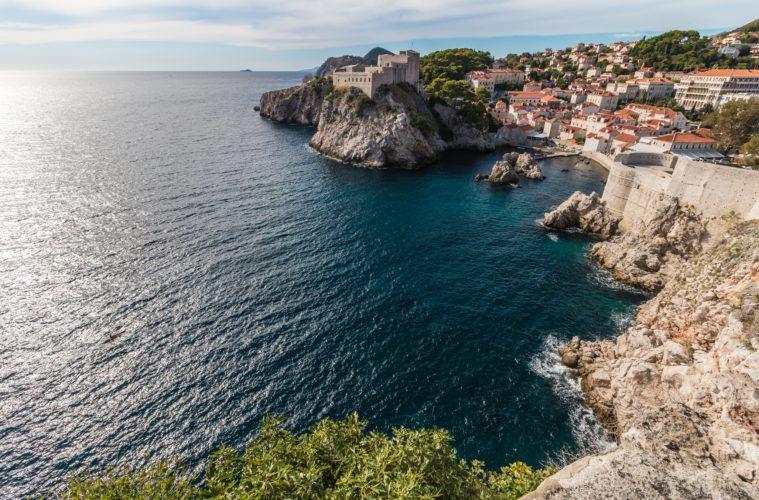 Urlaub in Dubrovnik, Kroatien