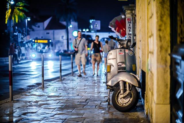 Nachtleben in Dubrovnik