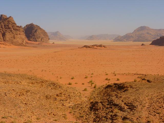 Jordanien Sehenswürdigkeit: Die Wüste Wadi Rum