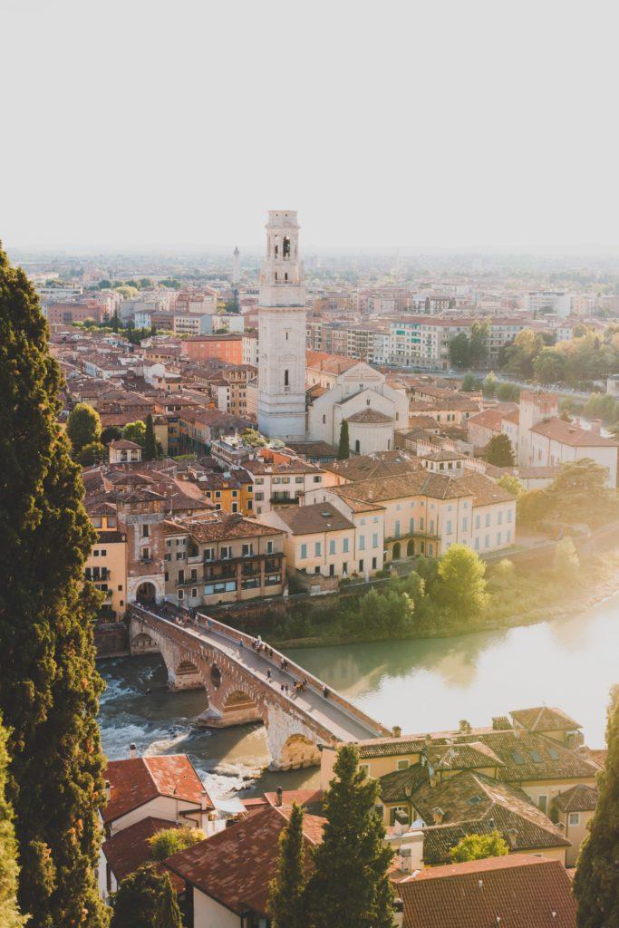 Castel San Pietro, Verona