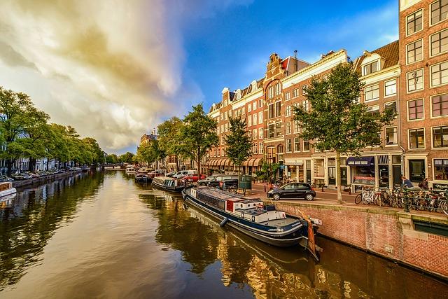Bootscharter in Holland