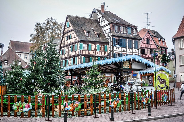 Colmar Weihnachtsmarkt