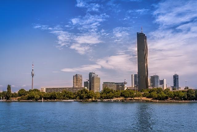 Der Wiener Donauturm
