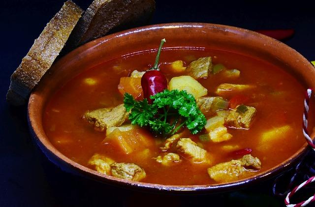 Essen in Litauen