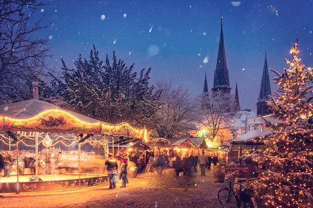 Die schönsten Weihnachtsmärkte in Europa
