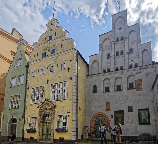 Haus der Drei Brüder, Riga