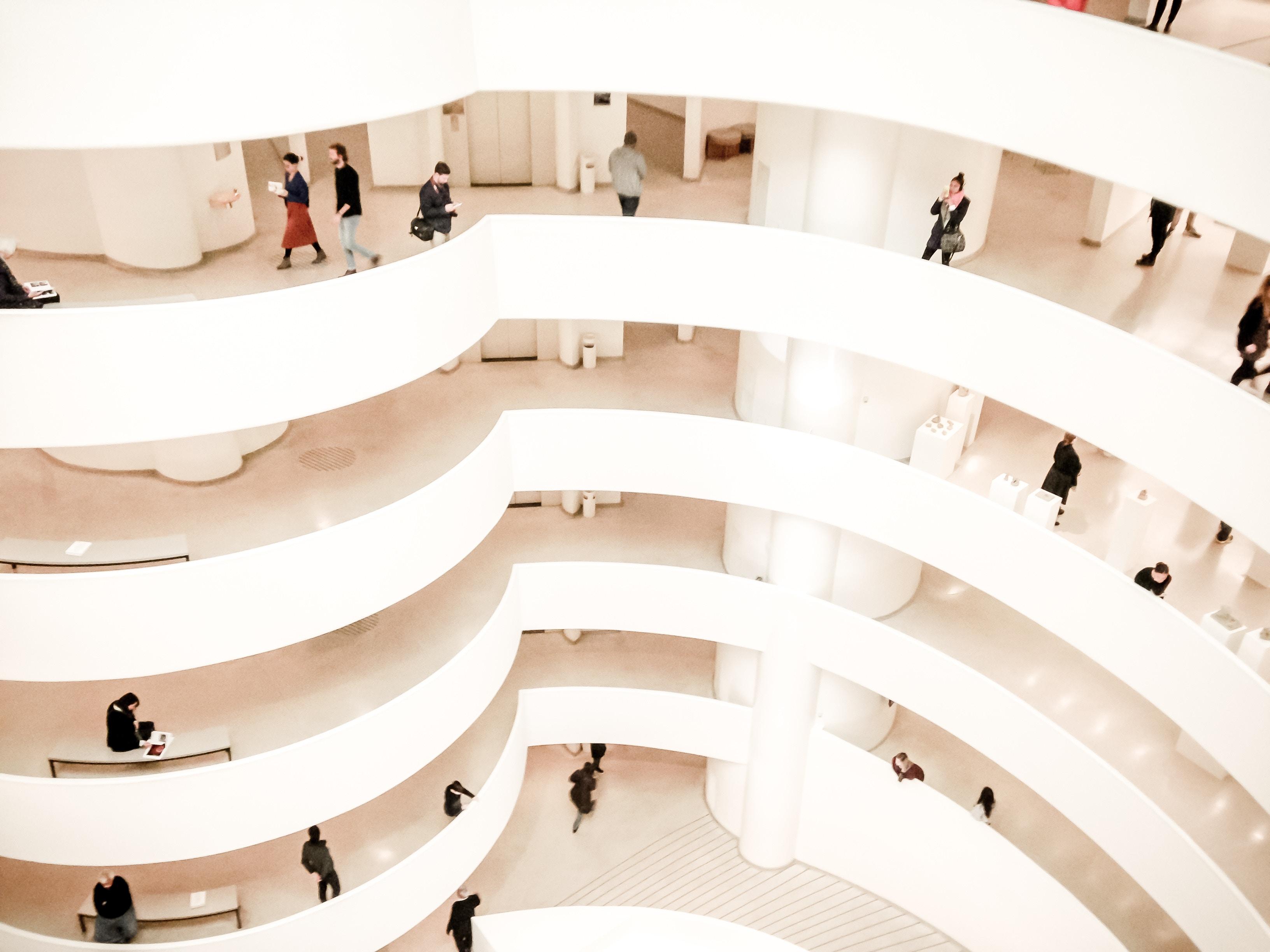 Das Guggenheim Museum, New York