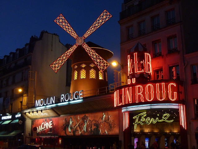 Das Moulin Rouge