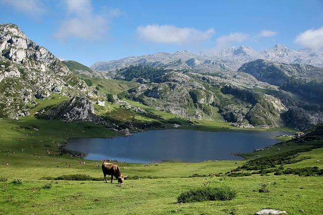 Angeln in den Pyrenäen