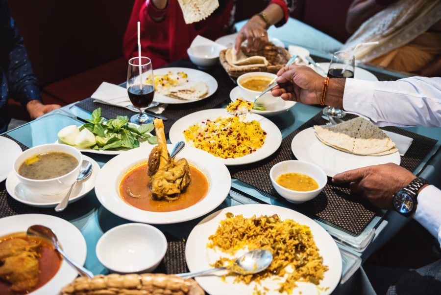 Essen in Jordanien