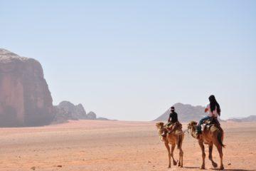 Urlaub in Jordanien