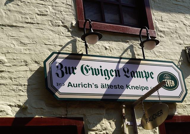 Historische Kneipe in Aurich