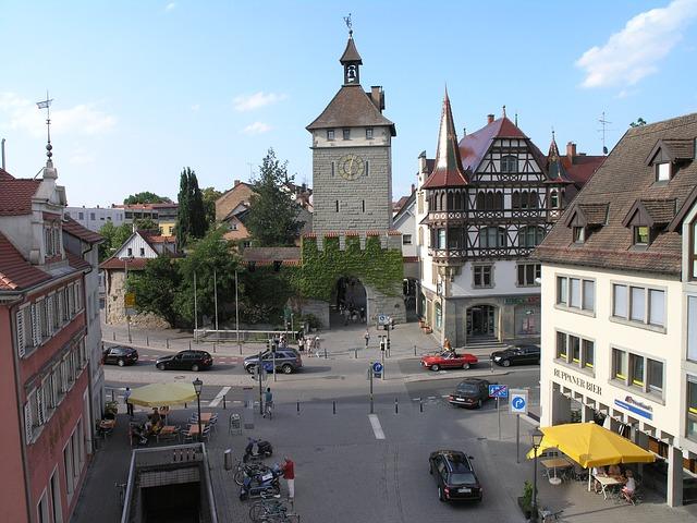 Zu Besuch in Konstanz
