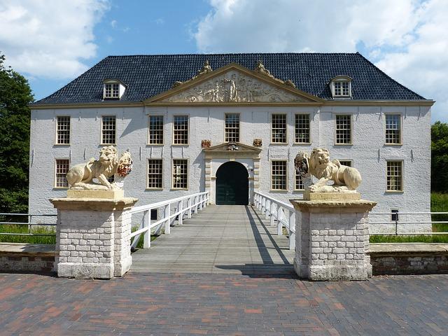 Das Schloss von Dornum
