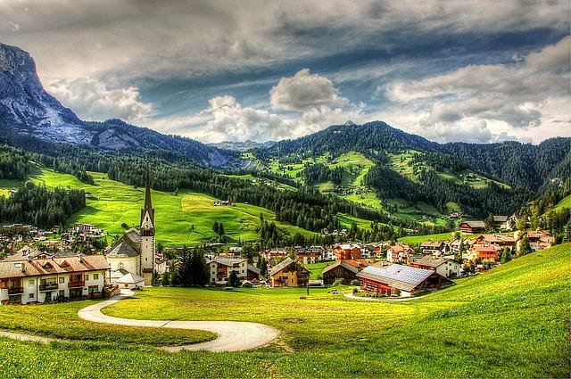 Urlaub bei St. Leonhard