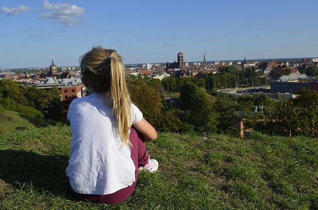 Blick vom Hagelsberg