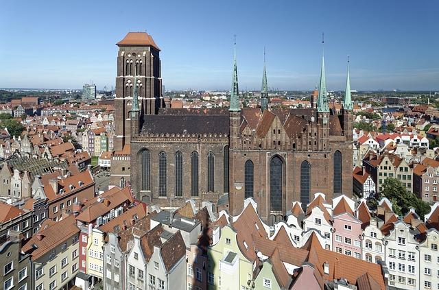 Die Marienkirche von Danzig