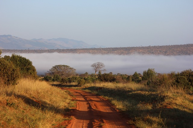 Der Tsavo Nationalpark