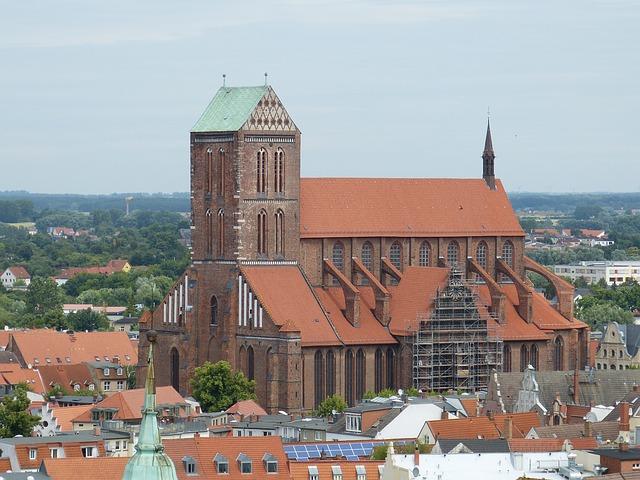 Wismar Sehenswürdigkeiten: Die Nikolai Kirche von Wismar