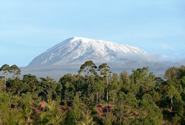 Sechs Routen auf den Kilimandscharo