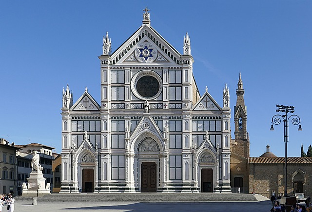 Basilica Santa Croce, Florenz