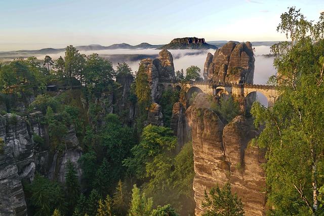 Urlaub in der Sächsische Schweiz