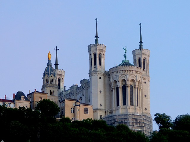Basilica Notre Dame de Fourvière