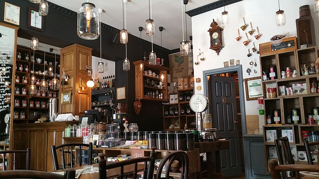 Bar und Café in Bukarest