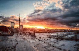 Die besten Rooftop Bars in Berlin