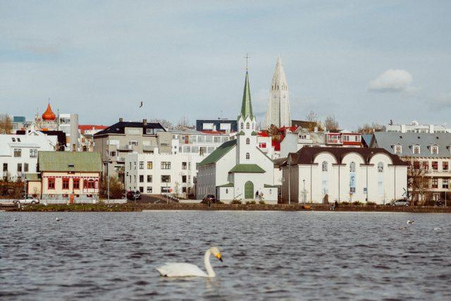 Reykjavik, Hauptstadt von Island