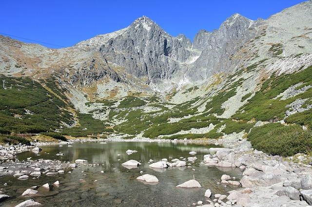 Die Hohe Tatra