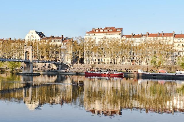 Urlaub in Lyon