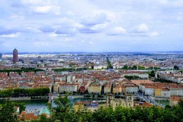 Die wichtigsten Sehenswürdigkeiten in Lyon, Frankreich