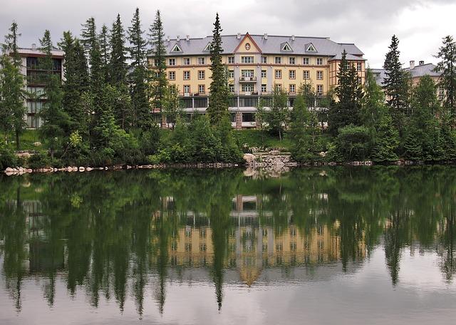 Das Grandhotel Praha, Hohe Tatra