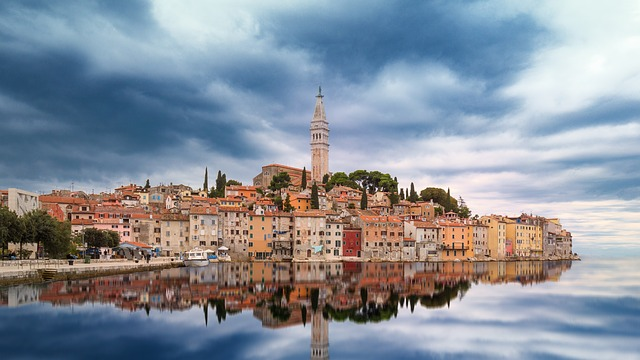 Urlaub in Istrien, Kroatien