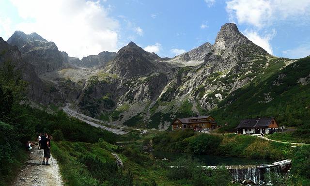 Naturschönheit Hohe Tatra
