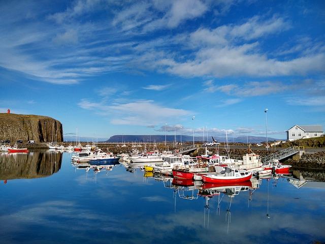 Die Halbinsel Snæfellsnes