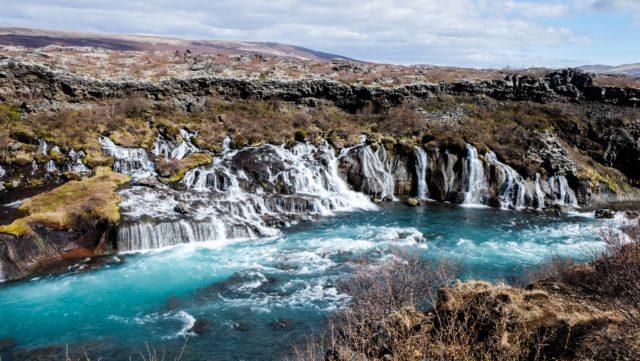 Gulfoss Wasserfalls
