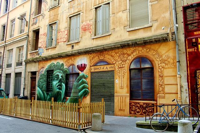 Weintour in Lyon