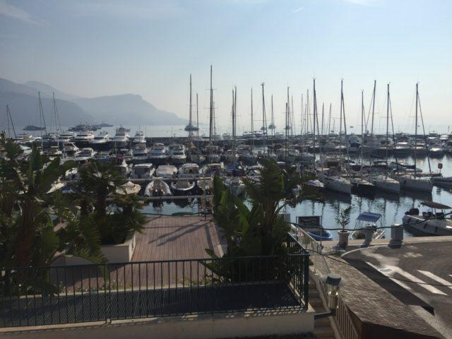 Der Yachthafen von Saint Jean Cap Ferrat