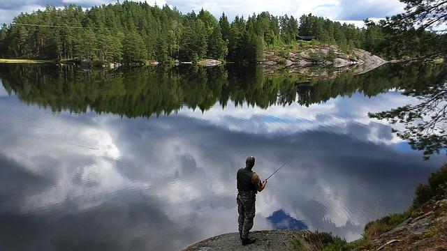 Fliegenfischen und Angeln in Norwegen