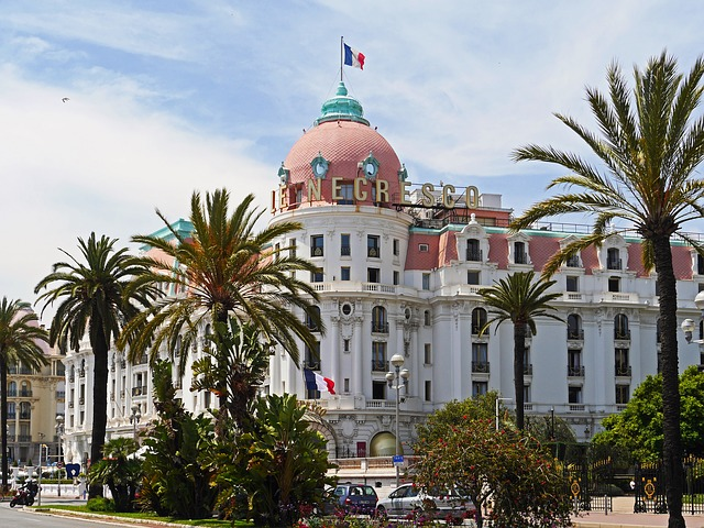 Negresco Hotel, Nizza